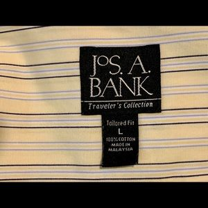 Lg Jos. A Banks Travelers Collection